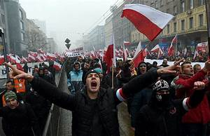Far-right, liberals rally on Poland's Independence Day