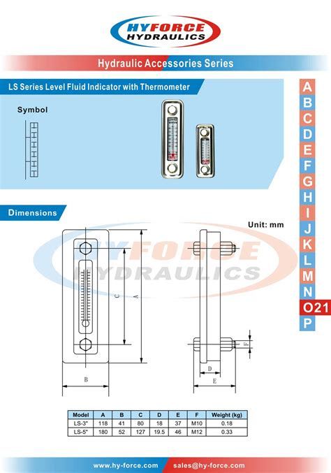 ls series level fluid indicator with thermometer buy fluid level indicator with thermometer