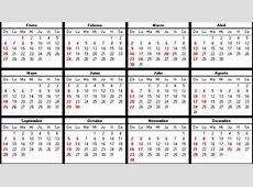 Calendario 2008 EnlaceTotalcom