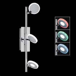 Deckenlampe Mit Led : moderne deckenlampe led mit fernbedienung ~ Whattoseeinmadrid.com Haus und Dekorationen