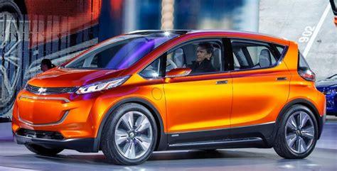 2018 Chevrolet Bolt Ev, Release Date, Price, Range