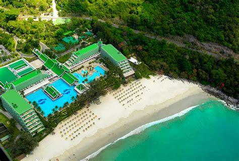 le meridien phuket resort phuket luxury