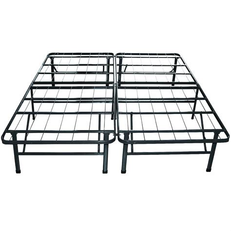 the sleep master metal platform bed frame with