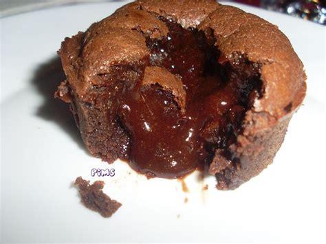 coulant au chocolat au micro onde