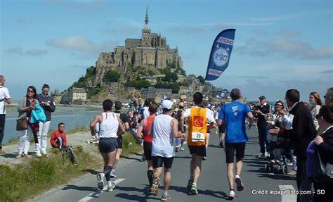 le marathon de la baie du mont michel le 29 mai 2011 lepape info