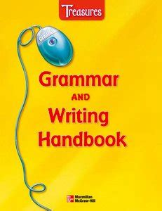 Treasures Grammaramp; Writing Handbook, Grade 1 Teacher Edition With Answers  Free Ebooks Download