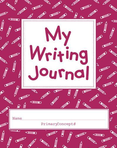 My Writing Journal (20) $23  Writer's Workshop Pinterest