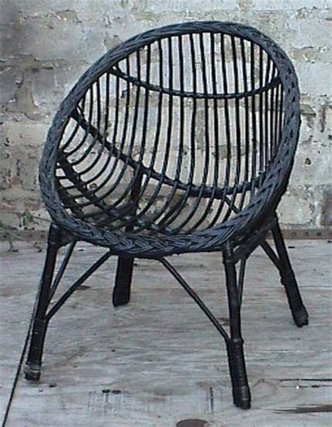 vintage retro home child s childs wicker