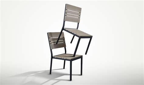chaise de jardin en aluminium pas cher