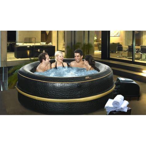 spa gonflable luxury jet 4 ou 6 places erobot piscine