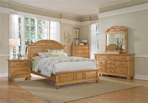 Berkshire Lake 5 Pc Queen Bedroom  Bedroom Sets