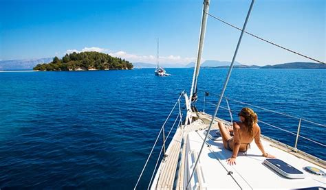 Sailing On Greece by Searching For Something Real Agia Kiriaki Greece By Sail