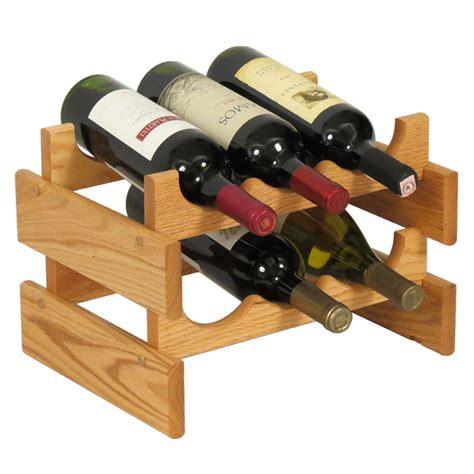 Wine Rack  6 Bottle In Wine Racks