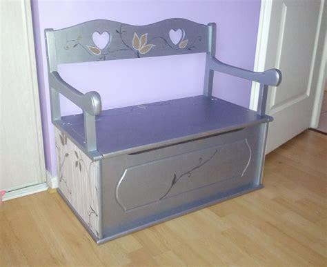 faberk maison design meuble rangement chambre bebe 8 banc et coffre 224 jouets pour fille