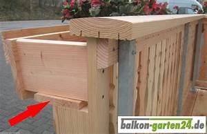 Bretter Für Balkongeländer : bodenbrett blumenkasten douglasie 200 cm von balkon ~ Markanthonyermac.com Haus und Dekorationen