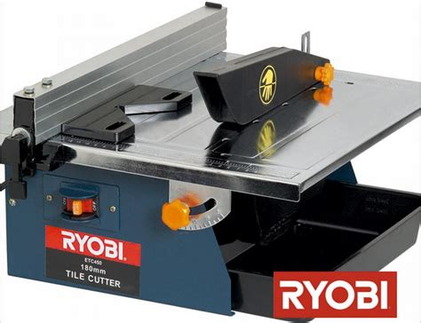 power tools ryobi 450w tile cutter 180mm etc 450