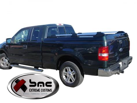 ford f150 steel tonneau cover 2009 2013
