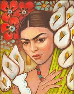 Frida Kahlo Kunstwerk : galleries related most famous paintings by frida kahlo flower crown pinterest frida ~ Markanthonyermac.com Haus und Dekorationen