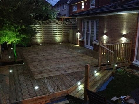 Patio And Deck Lighting Ideas by Solar Patio Lights An Inexpensive Way To Brighten Up