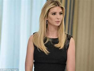 Unbothered Ivanka Trump visits White House with youngest ...