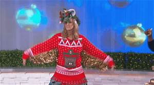 Good Morning America Christmas Sweater Contest - Long ...