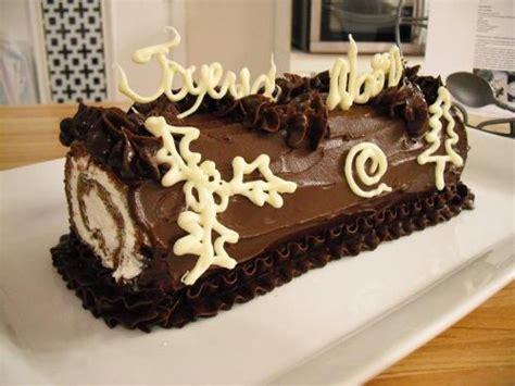 roul 233 au chocolat facile de cyril lignac