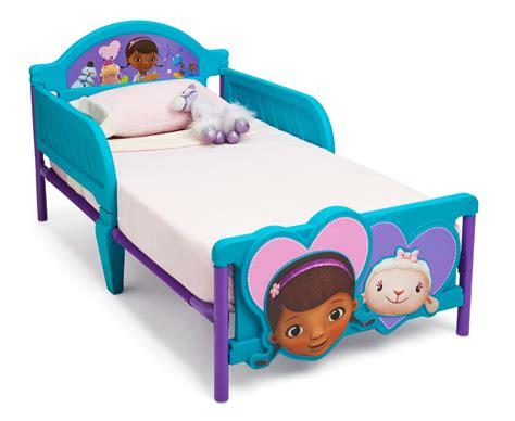 delta children doc mcstuffins 3d toddler bed shop your