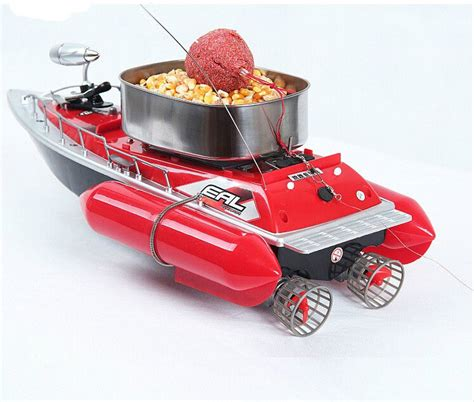 Rc Control Fishing Boat by Mini Rc Bait Fishing Boat 200m Remote Fish Finder Boat
