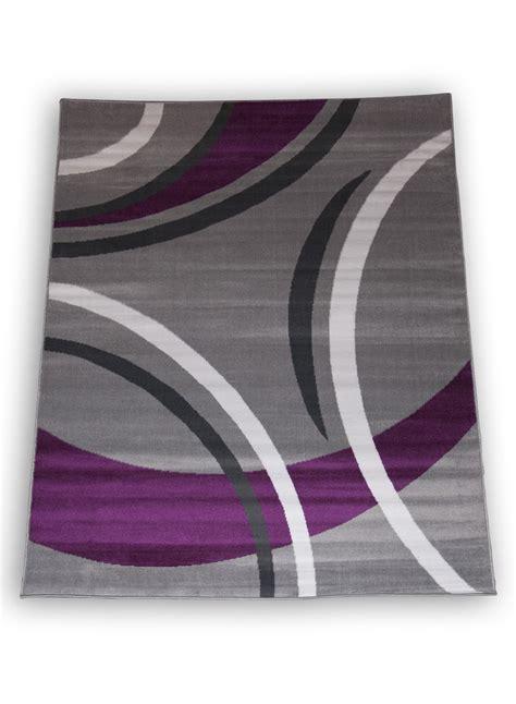 tapis violet gris chaios