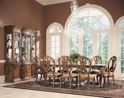 bob mackie living room furniture american drew bob mackie home classics leg dining