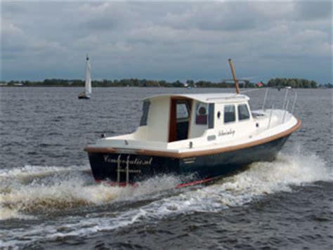 Motorboot Zeewaardig by Eigenschappen Motorboot