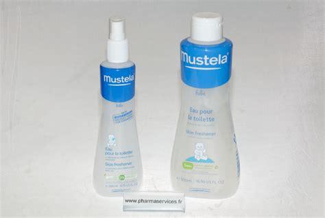 mustela eau pour la toilette pharmaservices pharmacie en ligne