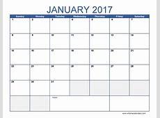 January Calendar Templates Archives Free Printable
