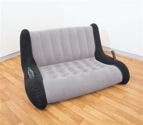 Intex Lounge Relax Sofa Couch Luftbett Aufblasbar Für