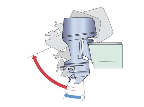 Buitenboordmotor Trilt by Yamaha Ft60 Ft50 Ft25 Ft9 9 Ft8