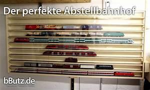 Glasvitrine Selber Bauen : der perfekte abstellbahnhof fahrbare vitrine ~ Markanthonyermac.com Haus und Dekorationen