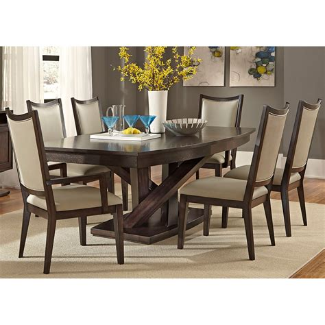 7 Piece Oak Dining Room Sets Theamphlettscom