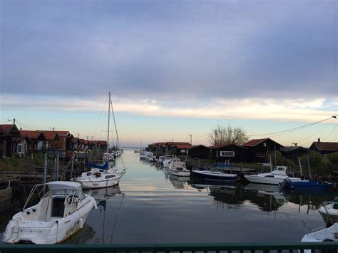 le port du canal les chroniques du bassin d arcachon