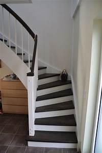 Spiegel Neu Gestalten : 78 ideen zu lackierte holztreppe auf pinterest treppe newel beitr ge und renovierungen ~ Markanthonyermac.com Haus und Dekorationen