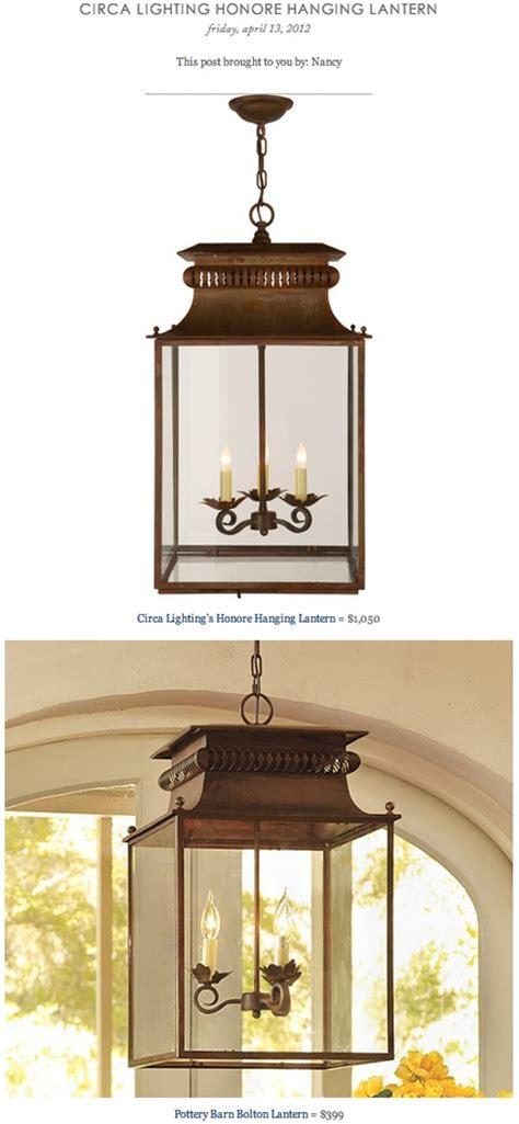 Bolton Lantern Chandelier
