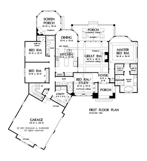 open one story house plans one story house plans with one story house plans with split master and open concept