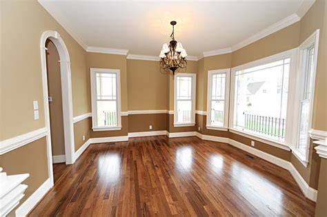 Chair Rails, Baseboards, And Other Moldings  My Ideal Home