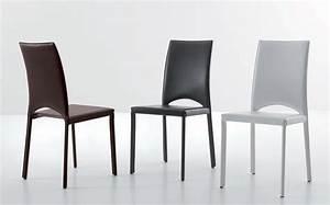 Stühle Leder Esszimmer : metall mittagessen und ko leder stuhl passend stiche idfdesign ~ Markanthonyermac.com Haus und Dekorationen