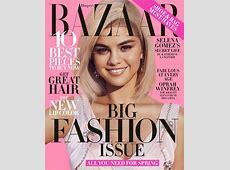 Selena Gomez's Harper's Bazaar Cover Is…Not Great? Go