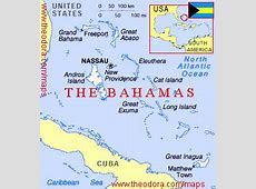 ABC Maps of the Bahamas; Flag, Map, Economy, Geography