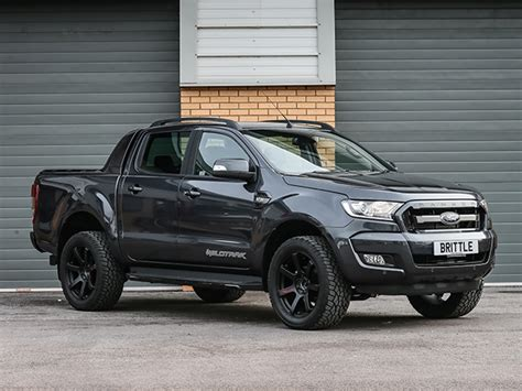 ranger wildtrak 3 2 tdci automatic rich brit nemesis edition cab up 2016my new