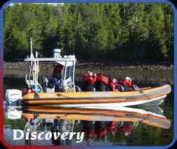 Zodiac Boat Pregnant by Whale Watching In Ucluelet Whale Watching At Subtidal
