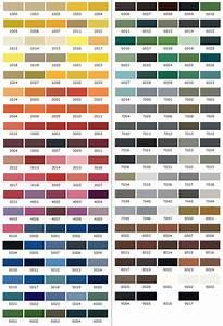Ral Ncs Tabelle : aquatec coatings paint system colour charts ~ Markanthonyermac.com Haus und Dekorationen