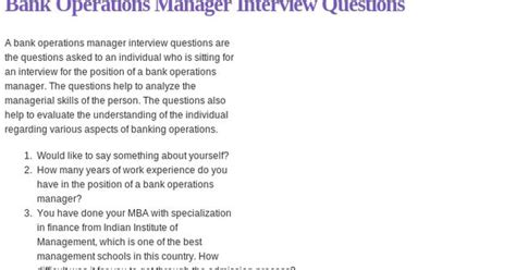 Bank Operations Manager Interview Questions Read More. Blank School Schedule Template. Sample Resume For Software Testing Freshers. Monthly Meal Planning Calendar Template. Thank You Letter Offer Acceptance Template. Sample Letter For Resumes Template. Sample Permission Slip For Field Trip Template. Vacation Rental Lease Agreement Template Rtgur. Writing A Family History Book Template