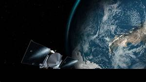 NASA satellite to scan border of Earth and space